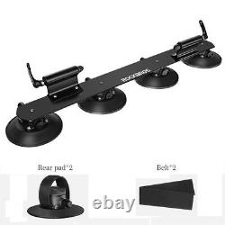 UK Quick Roof Rack Bicycle Suction Roof-top Car Roof Rack Carrier RockBros Bike