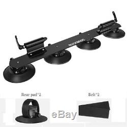 UK RockBros Bike Bicycle Car Roof Rack Carrier Suction Roof-top Quick Roof Rack