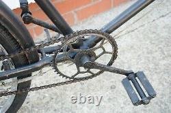 VINTAGE C. 1940s HERCULES LOW GRAVITY BUTCHERS/ TRADESMANS/ CARRIER BICYCLE