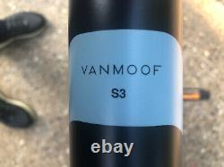 VanMoof S3 Electric Bike + Rear Carrier, Large Pannier Bag & ABUS Bordo Lock