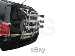 Vauxhall Zafira 3 Bike Cycle Carrier Rack Door Boot High Mounted Platform