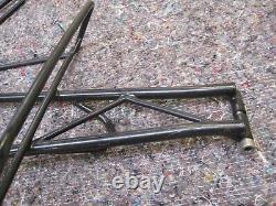 Vintage Moulton Bicycle Am Spaceframe Front & Rear Carrier Racks+strut+seatpost
