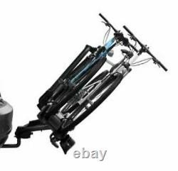 Volvo Branded Thule VeloCompact Towbar Mounted 2 two Bike Cycle Carrier Rack