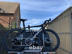 Vw Transporter T6 Thule 4 Bike Cycle Carrier. Genuine Thule VW Carrier