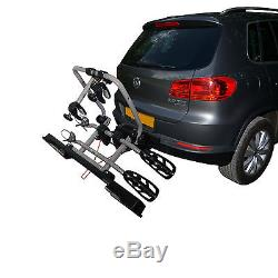 WITTER 2 Bike Towbar mounted Cycle carrier- BIKE TILT Feature GENUINE