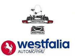 Westfalia BC70 2 Bike Cycle Carrier Towball Towbar Mounted Folding Platform