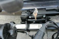 Westfalia BC 60 Fahrradträger für Anhängerkupplung AHK Träger E-Bike geeignet