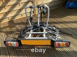 Witter Towbar ZX310 Clamp On 3 Bike 60KG, Mounted Cycle Carrier, hardly used