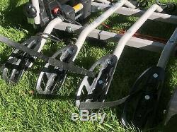 Witter ZX204 Tow Bar Mounted 4 / Four Bike Tilting Cycle Carrier Rack
