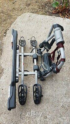 Witter ZX210 Tow Bar Mounted 2 Bike Cycle Carrier Rack