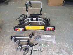 Witter ZX310 Tow Bar Mounted 3 / Three Bike Cycle Carrier 2 Keys 13/7 Pin