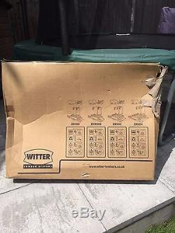Witter ZX504 4 Bike Towbar Cycle Carrier New and Boxed