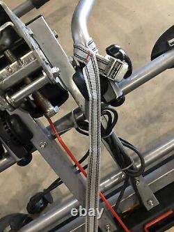 Witter tow bar bike rack 2 Cycle Carrier 35kg Max Load