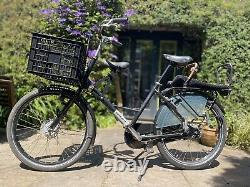 Workcycles FR8 Dutch family / cargo bike 8 speed, carriers, seats 4, free deliv