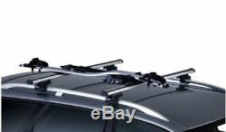 X3 Thule 591 Cycle Carrier / Bike Carrier Roof Mounted ProRide Genuine New KE738