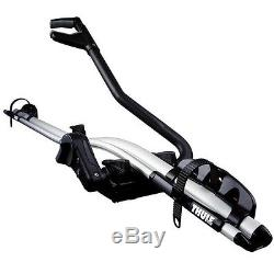 X3 Thule 591 Cycle Carrier / Bike Carrier Roof Mounted ProRide / Upright 2015