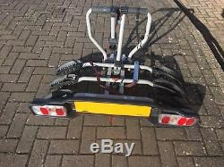 ZX203 Cycle Carrier Witter Tow Bar Mounted 3 Bike Rack Carrier Excellent