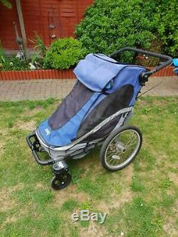 Zigo bike trailer -The 3 in 1 Bicycle Child Carrier